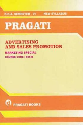 Advertising And Sales Promotion Marketing Special Paper – III