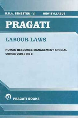 Labour Laws Human Resource Management − Special Paper III