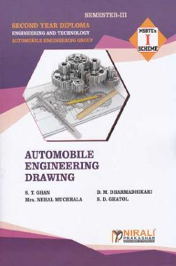 Automobile Engineering Drawing