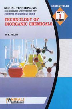Technology Of Inorganic Chemicals