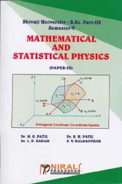 Physics Mathematical And Statistical Physics (Paper - IX)