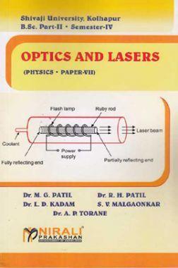 Physics Optics And Lasers (Paper - VII)