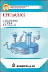 Download Hydraulics by M  N  Gangrade, N  S  Kapse, R  B  Narahari PDF  Online