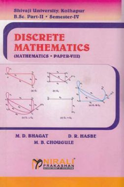 Discrete Mathematics (Mathematics - Paper - VIII)
