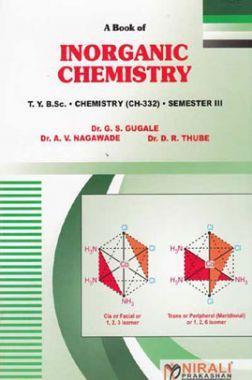 Inorganic Chemistry B.Sc Sem - III