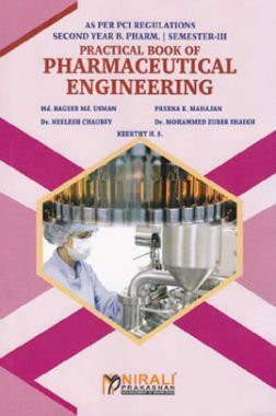 Practical Book Of Pharmaceutical Engineering