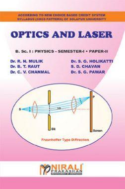 Physics Paper-II (Optics And Laser)