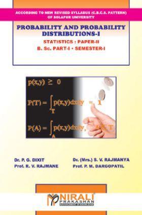 Probability And Probability Distributions - I Statistics : Paper - II