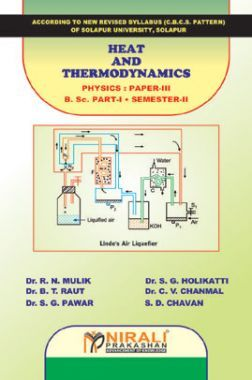 Physics Heat And Thermodynamics (Paper - III)