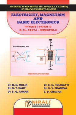Physics Electricity, Magnetism And Basic Electronics (Paper - IV)