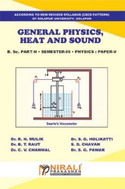 Physics Paper - V General Physics, Heat And Sound