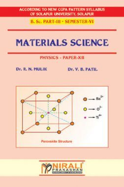 Physics Materials Science (Paper - XII)