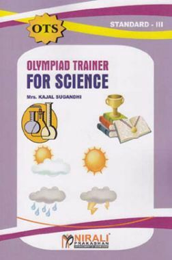 Olympiad Trainer For Science For Class - III
