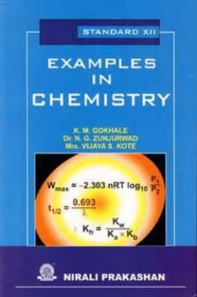 Examples In Chemistry For Class XII