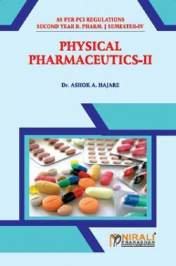 Physical Pharmaceutics - II