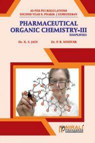 Pharmaceutical Organic Chemistry - III Simplified