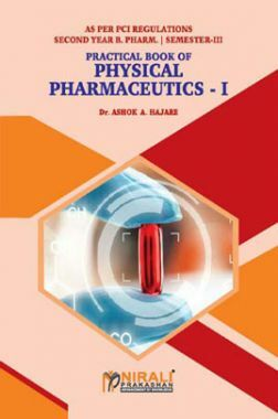 Physical Pharmaceutics - I (Practical Book)