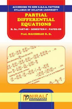 Partial Differential Equations Mathematics - Paper - XII