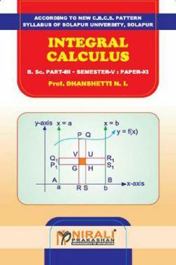 Integral Calculus Mathematics Paper - XI