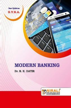 A Text Book Of Modern Banking