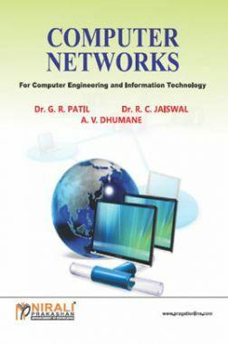Download Computer Networks - I by G  R  Patil, R  C  Jaiswal, A  V  Dhumane  PDF Online