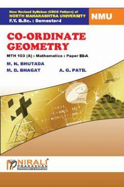 Co‐ordinate Geometry : Mathematics - Paper - III (A)