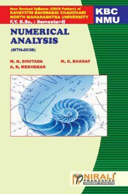 Numerical Analysis Mathematics - Paper - III