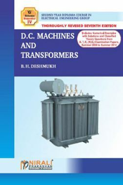 D. C. Machines And Transformers