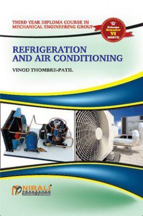 Refrigeration And Air Conditioning (MSBTE Semester-VI)