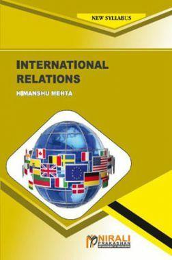 Download International Relations by Himanshu Mehta PDF Online