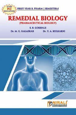 Remedial Biology (Pharmaceutical Biology)