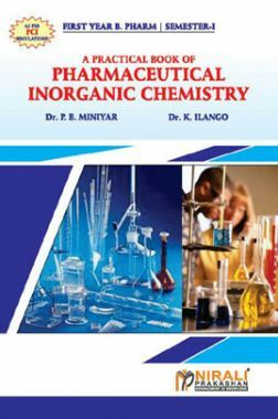 Pharmaceutical Inorganic Chemistry Simplified