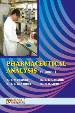 Pharmaceutical Analysis Volume - I