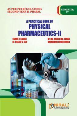 Physical Pharmaceutics - II (Practical Book)