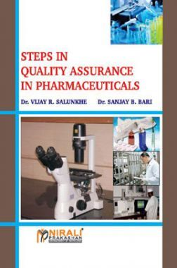 Steps In Quality Assurance In Pharmaceuticals