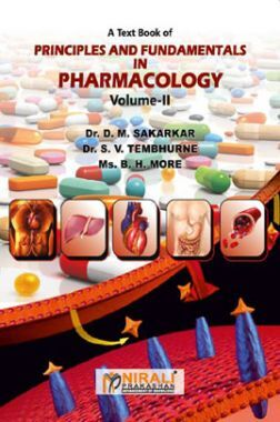 Principles And Fundamentals In Pharmacology Volume - II