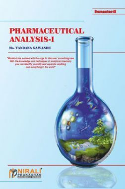 Pharmaceutical Analysis - I