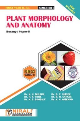 Plant Morphology And Anatomy