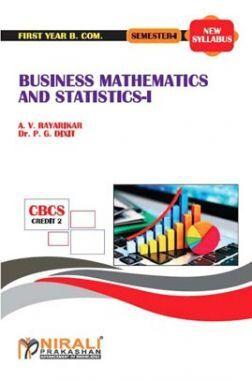 Business Mathematics And Statistics - I
