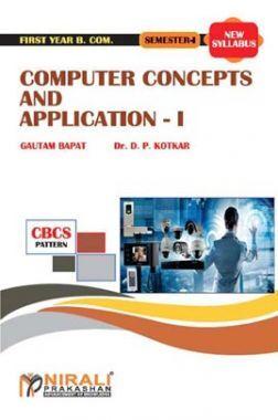 Computer Concepts & Application - I