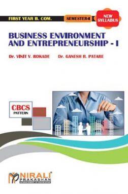 Business Environment & Entrepreneurship - I