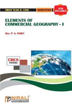 Elements Of Commercial Geography − I