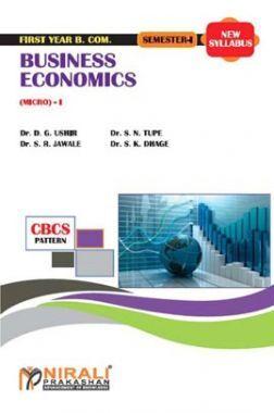 Business Economics (Micro-I)