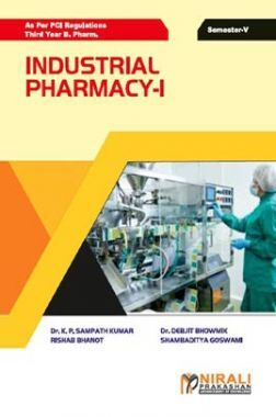 Industrial Pharmacy - I