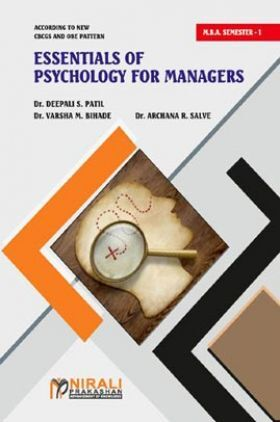 Essentials Of Psychology For Managers