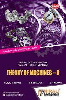Theory Of Machines - II