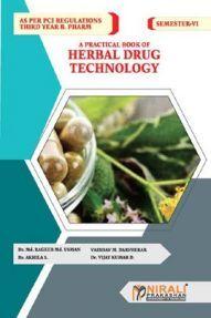 Herbal Drug Technology