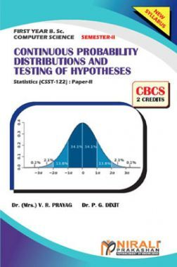Continuous Probability Distributions And Testing Of Hypotheses