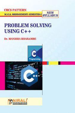 Problem Solving Using C++
