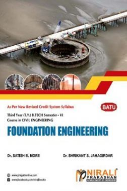 A Textbook Of Foundation Engineering